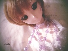 Costume Jewelry (Lurkz D) Tags: lurker spunky doll dd dollfiedream vinyl volks custom