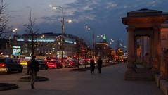 IMGP7243 (PahaKoz) Tags: весна город городской пейзаж вечер москва улица архитектура spring cityscape city landscape even evening eventide moscow street architecture