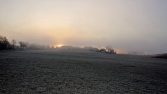 Sonnenaufgang IMG_3763 (pappleany) Tags: pappleany sonnenaufgang nebel landschaft winter sunrise fog landscape franken frankonia bayern bavaria deutschland germany
