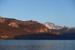 La Tournette @ Annecy (*_*) Tags: march 2019 hiver winter afternoon europe france hautesavoie 74 annecy savoie lacdannecy lakeannecy lac lake bornes tournette mountain sunset sunny