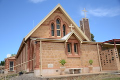 DSC_9686 St Andrew's Anglican Church, 4 Adelaide Road, Mannum, South Australia (johnjennings995) Tags: church heritage mannum southaustralia australia architecture anglican