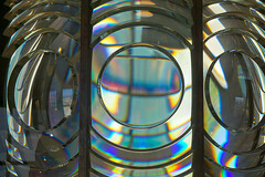 Lighthouse Optics (www.avidlybrained.com) Tags: lighthouse refraction sandiego cabrillonationalmonument