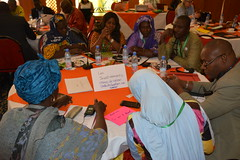 SHARED Workshop in Mali
