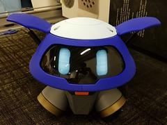 Snowball Helmet (Cosplus) Tags: overwatch helmet cosplay videogame replica 3d print mei robot concept
