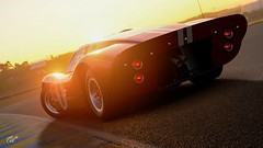 GT40 Mk IV (chumako@bellsouth.net) Tags: vintage cars racecar scapes gaming gtsport ps4pro ps4 playstation lemans mk4 gt40 ford