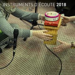 Instruments d'écoute [2018] (Marc Wathieu) Tags: le75 soundart créationsonore educational brussels bruxelles woluwesaintlambert esale75 75 2018 20182019 cover sleeve