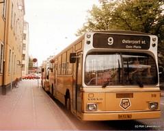 1971' Volvo B59-59 Aabenraa (Kim-B10M) Tags: copenhagen ht bus 519 volvo b59