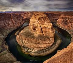 Horseshoe Bend - Page, Arizona (kweaver2) Tags: kathyweaver redbubble landscape scenic nature horseshoebend page arizona az coloradoriver
