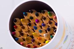 50/365 (misa_metz) Tags: nikon photo hungary photography tokina macro manual colors color pencil indoor object
