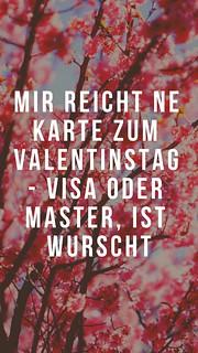 Die 9 lustigsten Sprüche zum Valentinstag