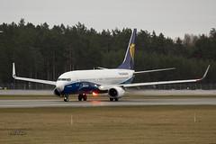 IMG_1427@L6 (Logan-26) Tags: boeing 7378as eidcl msn 33806 dreamliner colors ryanair riga international rix evra latvia aleksandrs čubikins airport