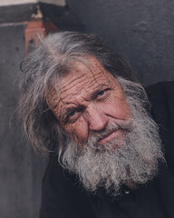 Street Portrait: Mark (Corey Rothwell) Tags: homeless canon hawaii downtown street portrait