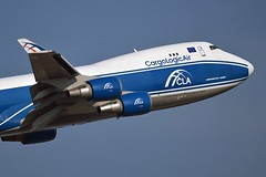 CargoLogicAir G-CLAA Boeing 747-446F cn/33749-1352 @ EDDF / FRA 08-10-2018 (Nabil Molinari Photography) Tags: cargologicair gclaa boeing 747446f cn337491352 eddf fra 08102018