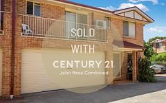 9/14-16 Marcia Street, Toongabbie NSW