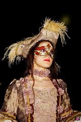 QUINTESSENZA VENEZIANA 2019 115 (aittouarsalain) Tags: venezia venise carnaval carnavale costume chapeau masque