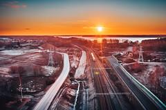 Morning Express | Kaunas aerial #71/365