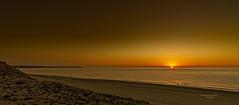 Dorando playas (Fotgrafo-robby25) Tags: alicante costablanca fotografíanocturna marmediterráneo sol sonyilce7rm3