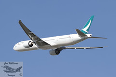 Cathay Pacific Boeing B777-367 ER (jonny4x4uk) Tags: airbus boeing dreamliner a350 a320 a340 a380 a321 a319 aerlingus virginatlantic americanairlines b787 b747 b737 b777 a330 b757 landor britishairways ba speedbird deltaairlines oneworld retro lot unitedairlines airnewzealand aeroflot max8 cathaypacific thaiairlines airmalta qantas turkishairlines aircanada boac mea middleeastairways aegean srilankan alitalia neo bea airserbia airindia malaysiaairlines dhl cargo jetairways ana singaporeairlines saudia airchina airastrana gulfair koreanair airbridgecargo abc tunisair bulgarianairlines pia pakistaninternationalairlines qatar freighter airfreight heathrow lhr london egll airport avgeet 27r 27l 09r