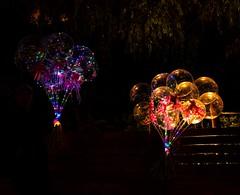 Shangri-la Square (Rod Waddington) Tags: china chinese square yunnan shangrila nightphotography balloons happyplanet asiafavorites