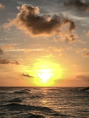 IMG_1135-2 (pwbaker) Tags: sunset caribbean sky beach barbados bridgetown vacation
