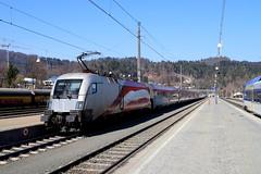 ÖBB 1116 249-4 Railjet Ski Austria, Kufstein (TaurusES64U4) Tags: railjet taurus es64u2 1116
