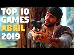 TOP 10 Games ABRIL 2019 (PS4 / XBOX ONE / PC) (Marcelo_Vianna) Tags: top 10 games abril 2019 ps4 xbox one pc