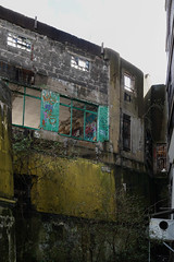 Traces of time (frankdorgathen) Tags: gebäude building alpha6000 sonyzeiss24mm weitwinkel wideangle urban urbex verlassen abandoned verfall decay ruhrpott ruhrgebiet dortmund südbahnhof