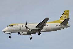 SP-MRC (LIAM J McMANUS - Manchester Airport Photostream) Tags: spmrc skytaxi igavion te iga iguana saab saab340 sf3 sf34 sf340 manchester man egcc