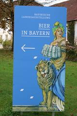 Kloster Aldersbach: Bayerische Landesausstellung 2016 - Bier in Bayern (Helgoland01) Tags: aldersbach bayern bier kloster brauerei beer niederbayern