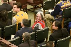 031819LAO_Chamber Unveiling017 (LegAssemblyofAB) Tags: alexjanvier indigenousart art legislativeassemblyofalberta legbuilding legislativeassembly legislature ableg alberta albertaart