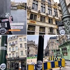 Bruxelles ✅ #sticker =============== #stickertausch #vwt3california #vwltflorida #vwcamper268 #268international #travelgram #livingsmall #bruxelles #brussels #montdesarts #hrcbrussels #hrc #hardrockcafe #spagobrussels #oreillys #irishpub (MAC2214JV) Tags: instagram busblog vw volkswagen westy t3 westfalia camper vwcamper campervan vanagon vwfurgoneta vanlife furgovw camperlife westylife vanagonlife
