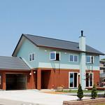 帯広のテーマ住宅の写真
