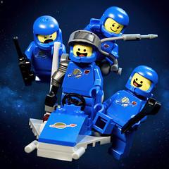 Benny's Space Ride (Jezbags) Tags: bennys space ride benny lego legos legomovie2 legomovie canon canon80d 80d 100mm macro macrophotography macrodreams macrolego minifigure minifigures