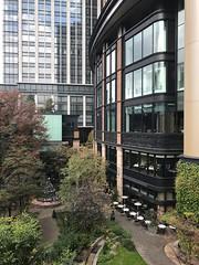 MITSUBISHI ICHIGOKAN MUSEUM (Andreas Gugau) Tags: tokyo japan tokio nippon mitsubishi ichigokan museum art gebäude building kunst architektur architecture glass garten garden glas