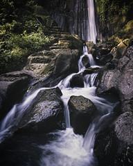 Kuning Waterfalls (amaurylrd) Tags: nature outdoor waterfalls stream water green travel bali landscape forest jungle