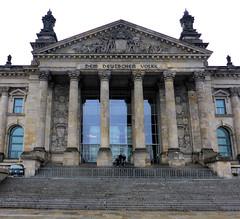 Berlin Reichstag 1884-94,Mittelrisalit: Vorlage Villa Rotonda (Wolfsraum) Tags: mittelrisalit vorlage villarotonda berlin reichstag wallot bredekamp horstbredekamp palladio