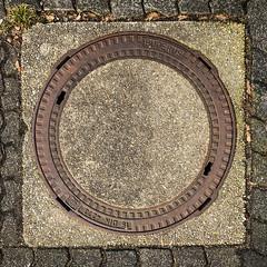 Kanaldeckel (6) (Werner Schnell Images (2.stream)) Tags: ws kanaldeckel schachtdeckel schachtabdeckung siegen geisweid