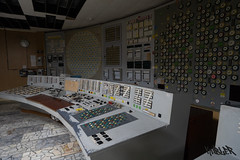 ChNPP Unit 2 Control Room (mattkubler) Tags: chernobyl powerplant controlroom chnpp