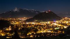 Salzburg (f.s.salz) Tags: nachtaufnahme heuberg salzburg austria canonfd28mm