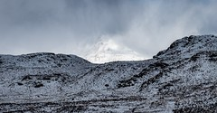 From Out of the Mist - Beinn Chabhair March 2019 (GOR44Photographic@Gmail.com) Tags: beinnchabhair munro loch lomond scotland argyll stirling snow winter white hills mountains gor44 panasonic g9 olympus 1240mmf28 mist cloud