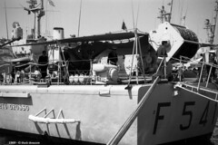 f-541-umberto-grosso-trieste-1969-mag-2_14083356961_o (t.libra) Tags: warships corvette trieste marinamilitare f541grosso
