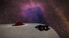 Phua Aub Archer Beta - Phua Aub VY-S e3-3899 (Phua Aub UD-K D8-3863 - Planet 8 A) 3 (Cmdr Hawkshadow) Tags: elitedangerous distantworlds2 aspexplorer elite dangerous asp explorer distant worlds 2