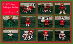 """Wishing everyone """"A Beary Merry Christmas"""". (martian cat) Tags: ribbet newyears motivational ©martiancatinjapan allrightsreserved© glückliches neues jahr omedetto gozaimasu ハッピーニューイヤー 明けましておめでとうございます bonne année feliz año nuevo buon anno macro inspirational ☺allrightsreserved allrightsreserved caption captioncollection happynewyear newyearmemories ☺martiancatinjapan martiancat martiancat© ©martiancat martiancatinjapan creativity joyeux teddybearsinjapan teddybearsinjapan© ©teddybearsinjapan teddybearsinjapan☺ ☺teddybearsinjapan happy new year 2018 teddybear teddybears collectibles hobbies collectible celebration card"""
