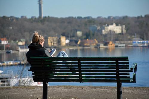 Leggere a Stoccolma...