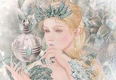 .random.Matter. - Elfie Ears (Gabriella Marshdevil ~ Trying to catch up!) Tags: sl secondlife cute elf kawaii doll randommatter enfersombre moonamore fantasy gacha catwa