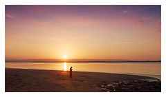 bos-dusk-1100338-030119_DxO (Peadingle) Tags: burnhamonsea somerset sunset dusk light sea angler fisherman