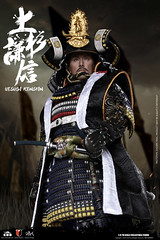 COOMODEL 20190120 CM-SE043 Uesufi Kenshin 上杉谦信 - 04 (Lord Dragon 龍王爺) Tags: 16scale 12inscale onesixthscale actionfigure doll hot toys coomodel samurai
