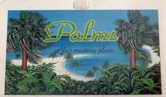 Palms (micky the pixel) Tags: schild sign bar club puertodelcarmen lanzarote kanarischeinseln spanien spain