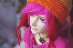 [043/365] Hector (Ise-Bandit) Tags: abjd bjd asian ball joint doll dollfie resin leekeworld leeke koji hector