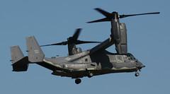 Back to the nest (crusader752) Tags: usaf usafe sog usairforce specialops bellboeing cv22a osprey tiltrotor 080050 callsign knife71 rafmildenhall
